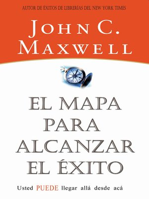 cover image of El mapa para alcanzar el éxito