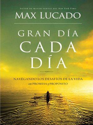 cover image of Gran día cada día