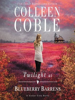 cover image of Twilight at Blueberry Barrens