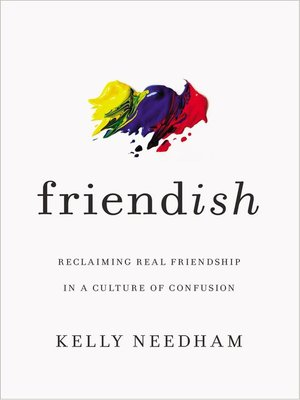 cover image of Friend-ish