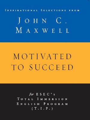 cover image of Motivated to Succeed