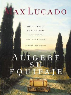 cover image of Aligere su equipaje