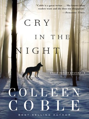cover image of Cry in the Night
