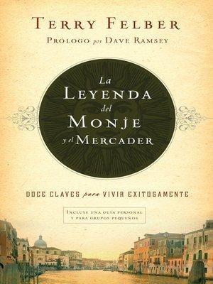 cover image of La leyenda del monje y el mercader