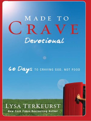 cover image of Made to Crave Devotional
