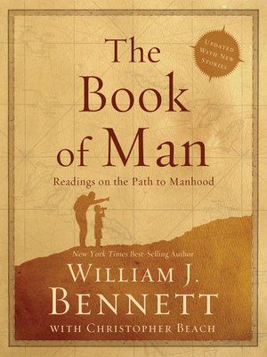 cover image of The Book of Man