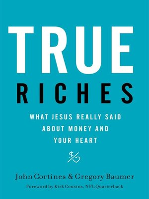 cover image of True Riches