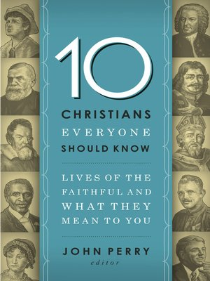 cover image of 10 Christians Everyone Should Know