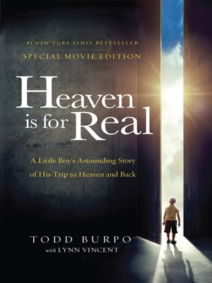 cover image of Heaven is for Real Movie Edition