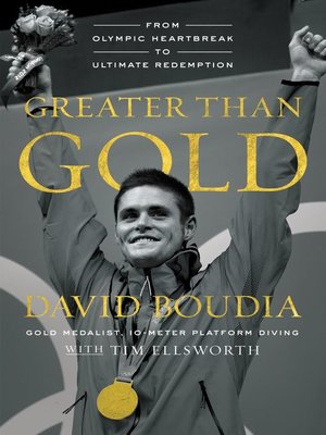 cover image of Greater Than Gold