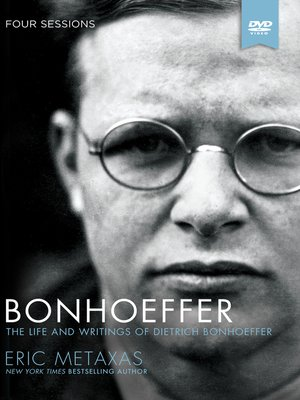 cover image of Bonhoeffer