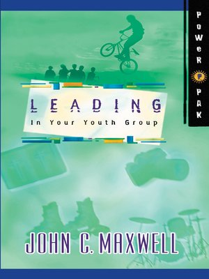 cover image of Leading in Your Youth Group