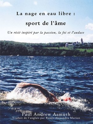 cover image of Marathon Swimming the Sport of the Soul