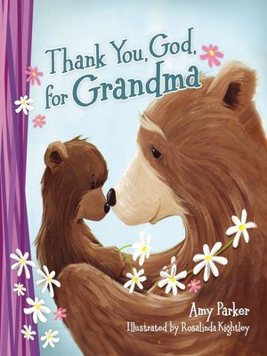 cover image of Thank You, God, for Grandma