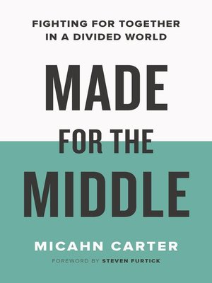 cover image of Made for the Middle