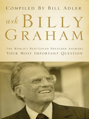 cover image of Ask Billy Graham