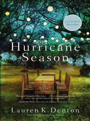 cover image of Hurricane Season