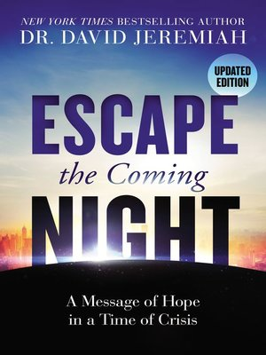 cover image of Escape the Coming Night