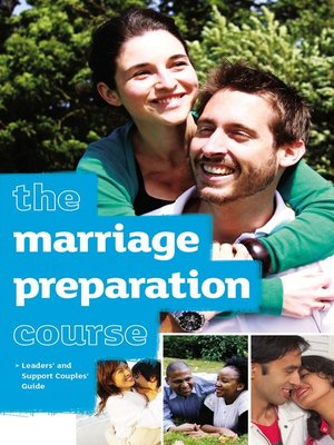 cover image of Marriage Preparation Course Leader's Guide