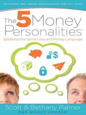 cover image of The 5 Money Personalities