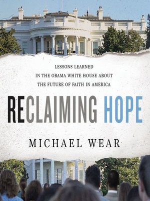 cover image of Reclaiming Hope