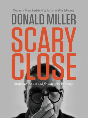 cover image of Scary Close