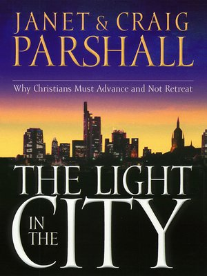 cover image of The Light in the City
