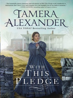 cover image of With this Pledge