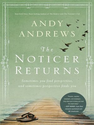 cover image of The Noticer Returns
