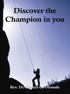 cover image of Discover the Champion in You