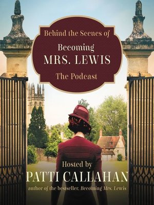 cover image of Behind the Scenes of Becoming Mrs. Lewis