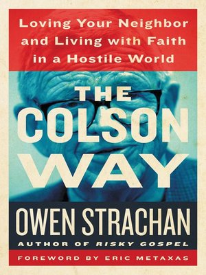 cover image of The Colson Way