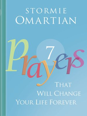 cover image of Seven Prayers That Will Change Your Life Forever
