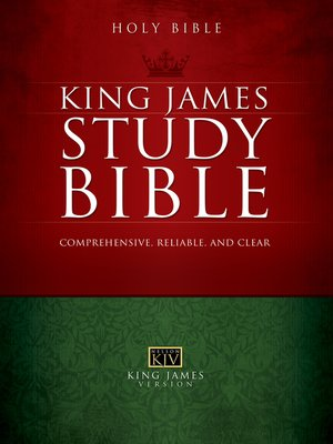 cover image of KJV Study Bible, eBook