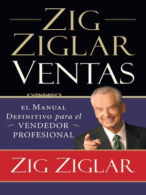 cover image of Zig Ziglar Ventas
