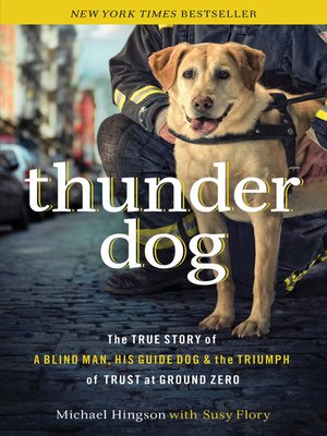 cover image of Thunder Dog