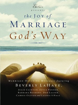 cover image of The Joy of Marriage God's Way
