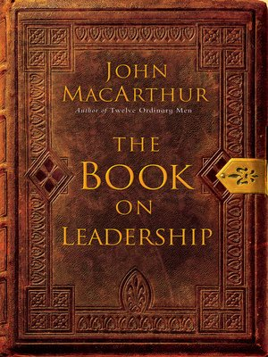 cover image of The Book on Leadership