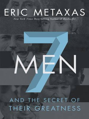 cover image of Seven Men