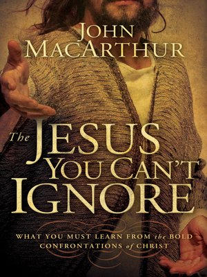 cover image of The Jesus You Can't Ignore