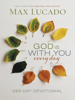 cover image of God Is With You Every Day