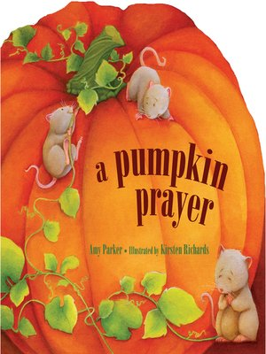 cover image of A Pumpkin Prayer