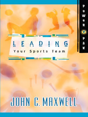 cover image of Leading Your Sports Team