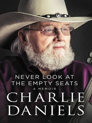 cover image of Never Look at the Empty Seats