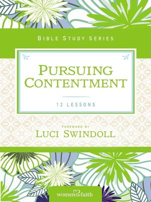 cover image of Pursuing Contentment
