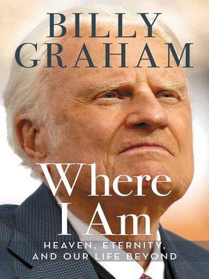 cover image of Where I Am