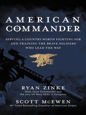 cover image of American Commander