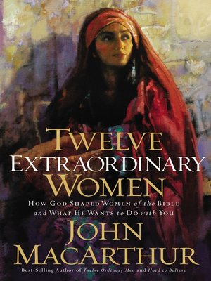 cover image of Twelve Extraordinary Women