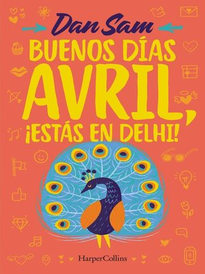 cover image of Buenos días, Avril