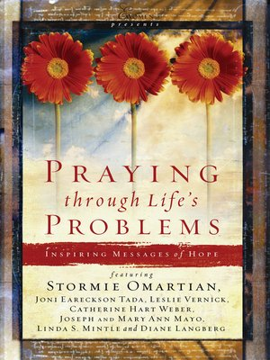 cover image of Praying Through Life's Problems